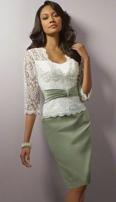 Image result for young mother of the bride outfits