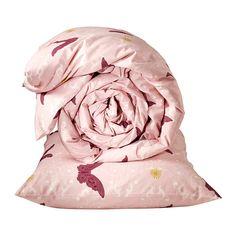 SILKIG Funda nórd y funda para almohada IKEA Algodón suave y agradable para la piel de tu bebé.
