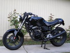 Best naked ninja 250 I've ever seen.     Ninja250 Riders Club :: View topic - My ex250 cafe project. (pics)