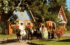 Storytown U. S. A Lake George New York
