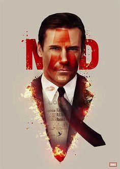 Mad Men poster,,,
