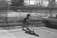 Skateboarding - GIF