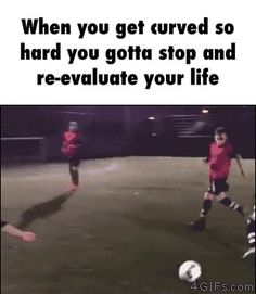 When you get curved so hard you gotta stop and re-evaluate your life GIF Android Camera, Camera Apps, Iphone Photography, Photography Tips, Great Pictures, Funny Pictures, Football Tricks, Funny Jokes, Funny Gifs