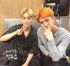 Chen & Sehun