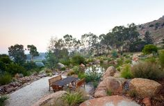 We design, build and maintain sustainable habitats that help to heal the earth, feel magical to live amongst, and create spaces where you can completely unwind. Our award winning landscapes are designed to last for generations and celebrate Australia's unique plant life.
