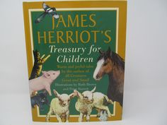 James Herriot's Treasury For Children - 1992 by CellarDeals on Etsy