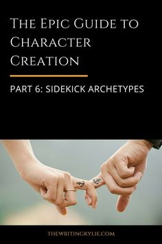 The Epic Guide to Character Creation, Part 6: Sidekick Archetypes