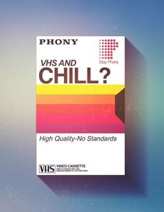 VHS and Chill Art Print by anthonytroester VHS and Chill Art vaporwave Print by Anthony Troester Michael Mell, New Retro Wave, 80s Aesthetic, Grafik Design, E Design, Cyberpunk, Chill, Typography, Design Inspiration