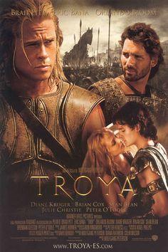 Mejor Película de ambientación Histórica. Troya