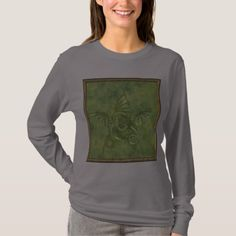 Dragon Star - Embossed Green Leather Image Dresses  Dragon Star - Embossed Green Leather Image Dresses      $38.30   by  Tannaidhe  http://www.zazzle.com/dragon_star_embossed_green_leather_image_dresses-235432843246328034
