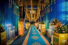 Wedding Reception Backdrop, Wedding Entrance, Wedding Mandap, Bride Entry, Tent Decorations, Wedding Stage Decorations, Decor Wedding, Wedding Cards, Wedding Ideas