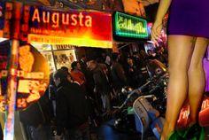 """""""A Rua Augusta era, em sua maior parte, um local com alto índice de prostituição e bordéis que aos poucos começou a abrigar também uma cena cultural forte, tudo junto e misturado, o que é justamente o mais legal da região, a ampla diversidade. """""""