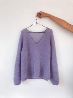 Ravelry Cumulus Blouse Pattern By Jumper Knitting Pattern, I Cord, Mohair Sweater, Raglan, Stockinette, Knit Fashion, Knit Patterns, Knitwear, Knit Crochet