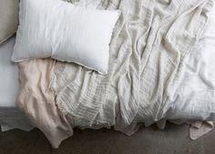 Crush Linen Throw - Est Living Free Digital Design Magazine