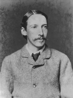 Robert Louis Stevenson & Werewolves: RLS, taken in 1879, a year after his travels through the Cevennes.
