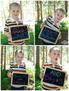 twin pregnancy announcement! #twins #pregnancy