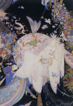 Yoshitaka Amano Mangaka: Fairies Artbook