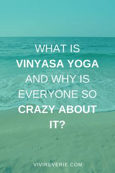 What is Vinyasa yoga exactly and why does everyone seem to be so crazy about it? And what's the deal with Ashtanga and Vinyasa - is there a difference? In this post, I'll tell you all about what is Vinyasa yoga and give you FREE Vinyasa yoga videos for beginners and intermediate students. Vinyasa yoga is one of the best styles of yoga for weight loss - even for beginners. Start yoga at home and get flowing with these free Vinyasa yoga videos for beginners! Vinyasa yoga for weight loss…