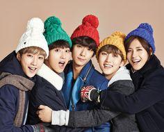 Las etiquetas más populares para esta imagen incluyen: baro, gongchan, jinyoung, b1a4 y sandeul