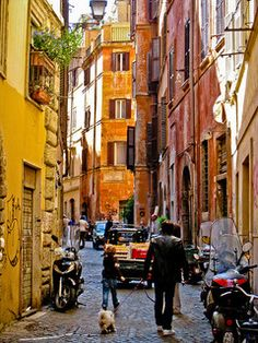 Let's Go Down the Street, Rome, Italy | Flickr - Photo Sharing!