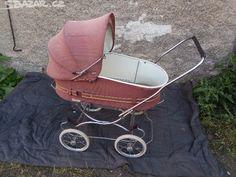detsky kocarek LIBERTA retro kocarek je v - obrázek číslo 4