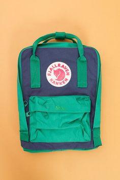 fjallraven kanken mini rucksack - need you, now.
