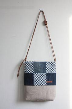 DIY Denim Bag Tutorial ~ DIY Tutorial Ideas!