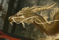 Learn To Draw Animals - Drawing On Demand Creature Concept Art, Creature Design, Magical Creatures, Fantasy Creatures, Dragon Samurai, Chinese Dragon Art, Dragon Anatomy, Cool Dragons, Dragon Artwork