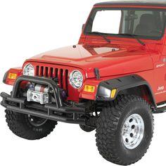 Jeep CJ5 Entry Guards Sill Plate Guards WOW! Bright Diamond Tread Plate