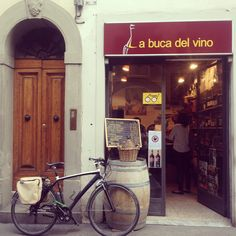 Vino Sfuso in Florence: Buca del Vino, Via Romana || AllaFiorentina.com
