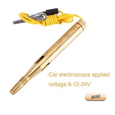 DC 6V 12V 24V Light System Test Probe Lamp Continuity Car Voltage Circuit Tester *** Locate the offer simply by clicking the VISIT button