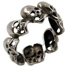 Skull Band - Silver Ring Old Glory,http://www.amazon.com/dp/B000CRVB5E/ref=cm_sw_r_pi_dp_7aICtb1821DJAZVH