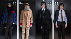 BAND OF OUTSIDERS | 2013-'14 A/W MENS COLLECTIONS 13 FEB. 2013