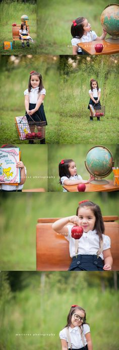 Back to School Mini Sessions Houston TX Child Photographer..... Since I'm homeschooling i think this will be a great idea for school photos