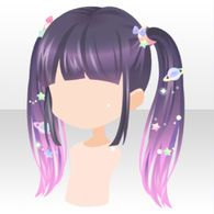(Hairstyle) Galaxy Girl Twin Tail Hair ver.A purple.jpg