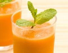 Gaspacho d'abricot