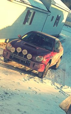 Lifted, Rally Prepped, or Just Plain Dirty Subarus?? Mud Pit & Gravel Stage Inside!! - Page 163 - NASIOC