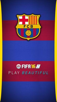 FIFA 16 | FC Barcelona Carátulas de los clubes | EA SPORTS, iPhone 6