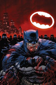 DC Reveals Every Variant Cover for The Dark Knight III #1 - IGN