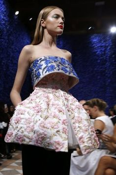 Raf Simons for Dior haute couture