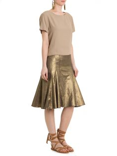 SAIA DOLORES - MIXED - DOURADO - Shop2gether