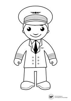www.preschoolcoloringbook.com / Doctor & Hospital Coloring