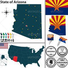 Realistic Graphic DOWNLOAD (.ai, .psd) :: http://hardcast.de/pinterest-itmid-1006917385i.html ... Map of State Arizona, USA ... america, american, areas, arizona, arizonan, atlas, az, borders, boundary, button, cartography, country, divisions, dollar, flag, icon, map, phoenix, regions, shape, states, united, usa, vector ... Realistic Photo Graphic Print Obejct Business Web Elements Illustration Design Templates ... DOWNLOAD :: http://hardcast.de/pinterest-itmid-1006917385i.html