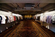 White Mountaineering Tokyo Store - SLAMXHYPE