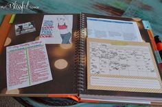 DIY Fitness Journal | from My Blissful Space