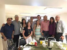 <p>Chihuahua, Chih.- El domingo, el Lic. Omar Bazán Flores presidente de la Fundación Colosio en Chihuahua y aspirante a la presidencia del Partido