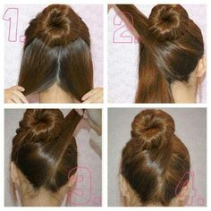 Fall Updos.