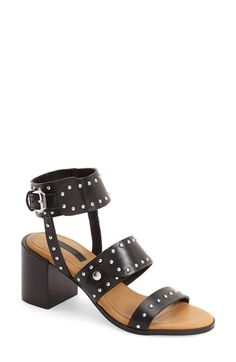 Topshop 'Venus' Ankle Strap Sandal (Women) available at #Nordstrom