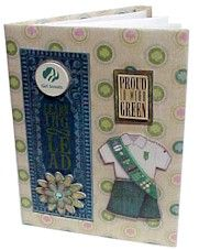 Making Your Girl Scout Journal - do this while we are working on the It's Your Story - Tell It journey