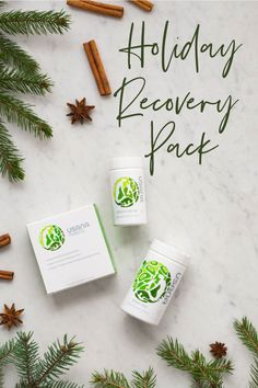 After a festive feast, the Holiday Recovery Pack is the best way to get your bell back on track and support healthy digestion. This pack includes 1 USANA Probiotic Supplement, 1 Hepasil DTX, and 1 FREE Digestive Enzyme. Holiday Deals, Holiday Gift Guide, Holiday Gifts, Usana Vitamins, True Health, Supplements For Women, Proper Nutrition, You Got This, Track